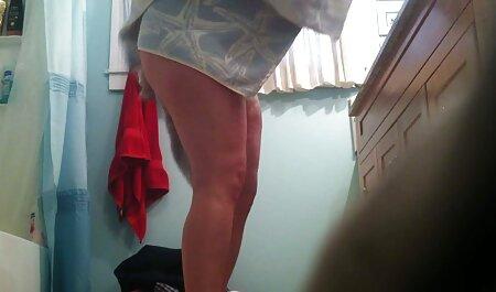 Moglie video porno gratuiti amatoriali mostra grande mungitura e virtuoso ha Pompino